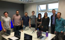 Tech Yukon Coding Boot Strap Students and Trainers